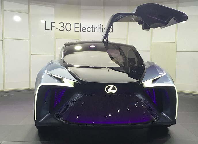 LF-30 Electrified