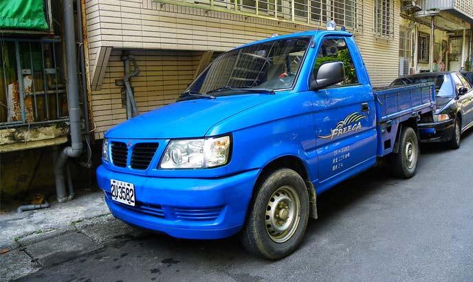フリーカ 台湾仕様のピックアップトラック