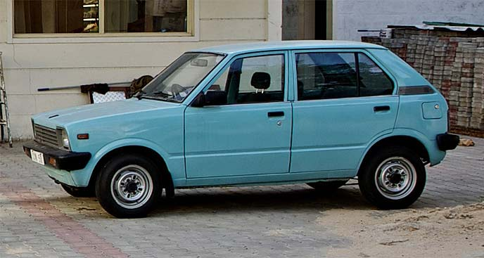 初代マルチ・800(1983~1986)