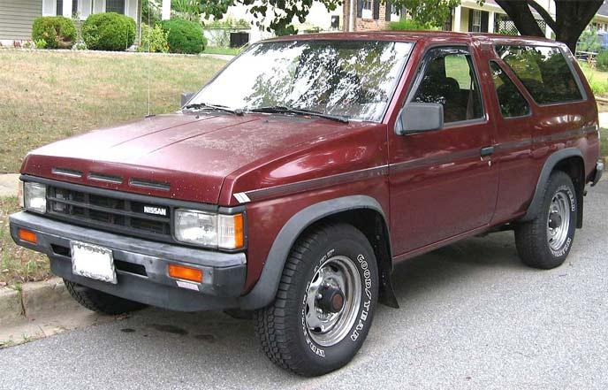 初代パスファインダーWD21型系