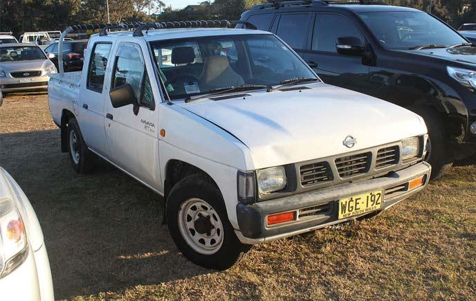 ナバラD21型オーストラリア仕様