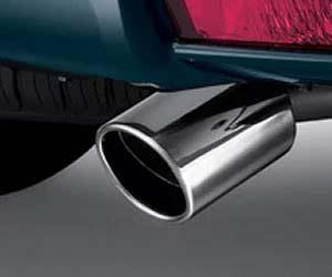 プラドにおすすめのトヨタ純正 マフラーカッター ランドクルーザープラド150系のマフラー