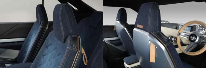 IDxのフロントシート
