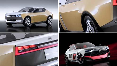 IDxは日産創立80周年に発表されたFRクーペのコンセプトカー!市販化の可能性は?