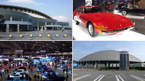 2020年に開催される日本の主要モーターショーの出展車両とスケジュール一覧