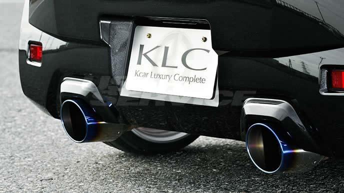コペンにおすすめのLA400K Premium GT マフラーカッター