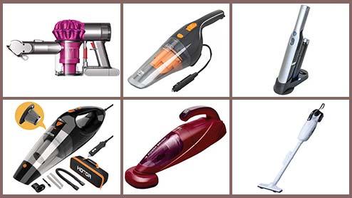 車用掃除機のおすすめは?日本製・コードレスタイプなどの人気商品15選
