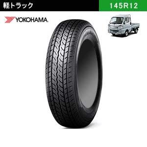軽トラにおすすめのYOKOHAMA JOB RY52 145R12 6PRのサマータイヤ