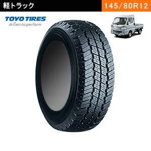 軽トラにおすすめのTOYO TIRES TOYOi A06 145/80R12  80/78Nのサマータイヤ