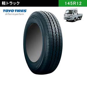 軽トラにおすすめのTOYO TIRES TOYO V-02e 145R12 6PRのサマータイヤ