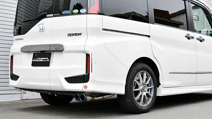 ステップワゴンにおすすめのロッソモデロ コルバッソTi-C