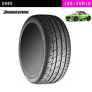 S660におすすめのBRIDGESTONE POTENZA Adrenalin RE003 195/45R16 84W  XLのタイヤ
