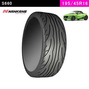 S660におすすめのNANKANG RACING NS-2R 195/45R16 84W XLのタイヤ