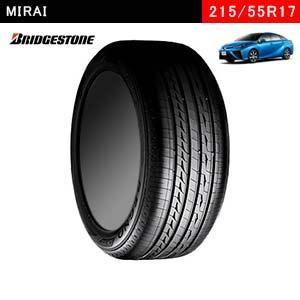 MIRAIにおすすめのBRIDGESTONE REGNO GR-XII 215/55R17 94Vのタイヤ