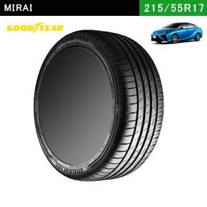 MIRAIにおすすめのGOODYEAR EfficientGrip Performance 215/55R17 98W  XLのタイヤ