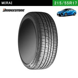 MIRAIにおすすめのBRIDGESTONE Playz PX II 215/55R17 94Vのタイヤ