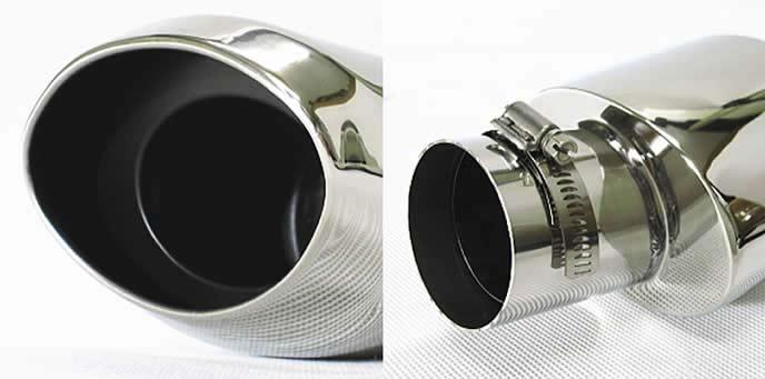 アクアにおすすめのアクア NHP10 用 マフラーカッター