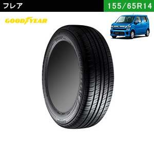 フレアにおすすめのGOODYEAR EfficientGrip ECO EG02 155/65R14 75Sのタイヤ