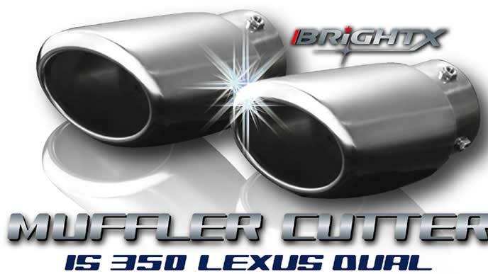レクサスISにおすすめのBRiGHTXレクサス IS350適合  2本セット