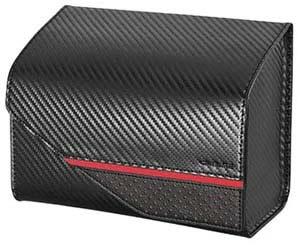 おすすめの車用ゴミ箱Carmate ゴミ箱 ラグジュアリーカーボンスタイル DZ452