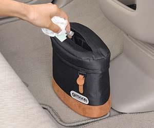おすすめ車内用ごみ箱のSEIWA ダストfor car OD20