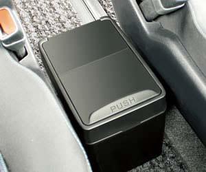 おすすめ車内用ごみ箱の槌屋ヤック スイングダスト ZE-1