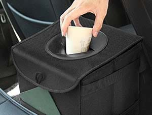おすすめ車内用ごみ箱のBlueFire 車用ゴミ箱