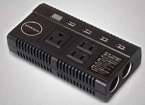 おすすめのカーインバーターMaxwin DC‐ACカーインバーター PCA20