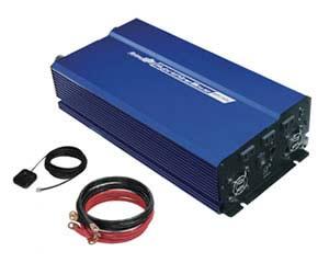 おすすめのカーインバーター大自工業 正弦波 インバーター 1800W