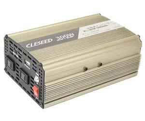 おすすめのカーインバーターCLESEED 正弦波インバーター S W300T