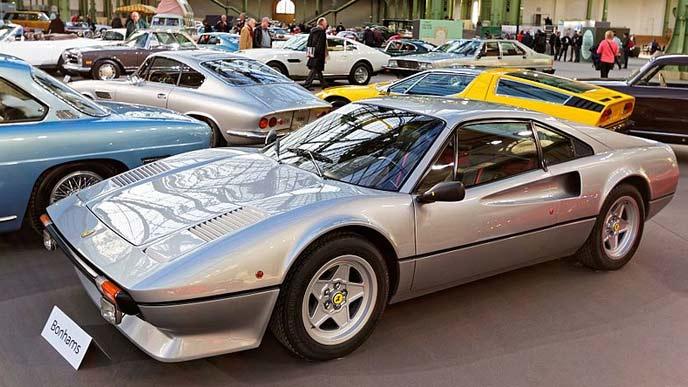 フェラーリ308 GTB Vetroresinaのエクステリア
