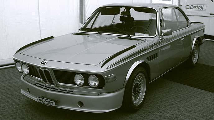 BMW 3.0CSLのエクステリア