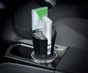 車用灰皿のおすすめSEIWA glo専用充電ステーション WA5