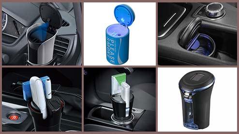 車用灰皿おすすめ25選~紙巻き・電子タバコに対応する人気商品の特徴比較