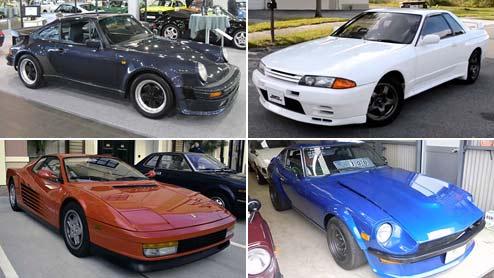 湾岸ミッドナイトに登場した車一覧!首都高で熱いバトルを繰り広げた名車たち