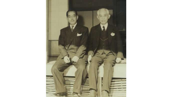梁瀬長太郎と柳瀬次郎