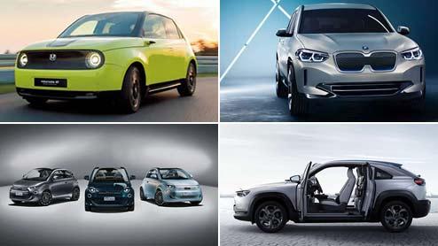 新型EVまとめ!国産から海外メーカーまで注目の電気自動車を紹介