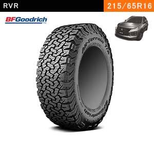 RVRにおすすめのBFGoodrich All-Terrain T/A KO2 LT215/65R16  103/100Sのタイヤ