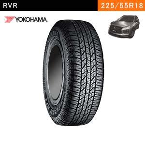 RVRにおすすめのYOKOHAMA GEOLANDAR A/T G015  225/55R18 98Hのタイヤ