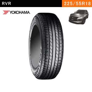 RVRにおすすめのYOKOHAMA GEOLANDAR CV G058  225/55R18 98Vのタイヤ