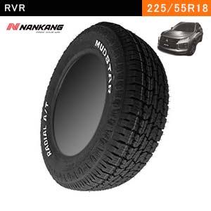 RVRにおすすめのNANKANG MUDSTAR RADIAL A/T 225/55R18 98Tのタイヤ