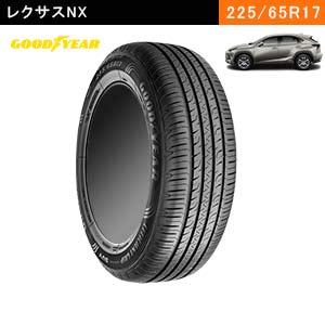 レクサスNXにおすすめのGOODYEAR EfficientGrip Performance SUV 225/65R17  102Hのタイヤ