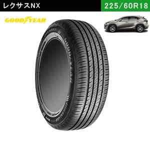 レクサスNXにおすすめのGOODYEAR EfficientGrip Performance SUV 225/60R18  100Hのタイヤ