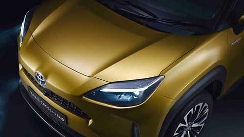 新型ヤリスクロスが2020年8月31日発売 ライズとC-HRの中間を担う新型SUV